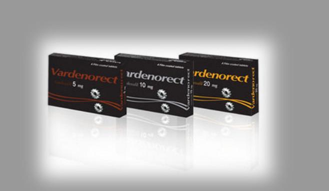 فاردينوريكت - Vardenorect: طريقة الإستعمال، الجرعة، السعر