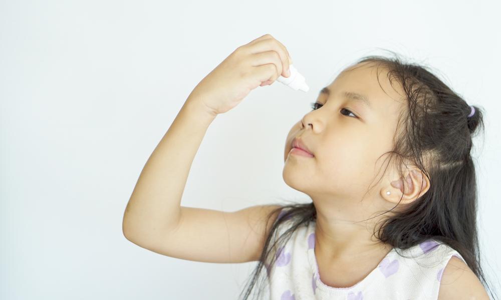 أفضل قطرة مضاد حيوى للعين للأطفال