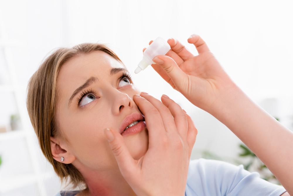 أفضل أدوية علاج حساسية العين