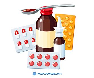 أدوية الكحة