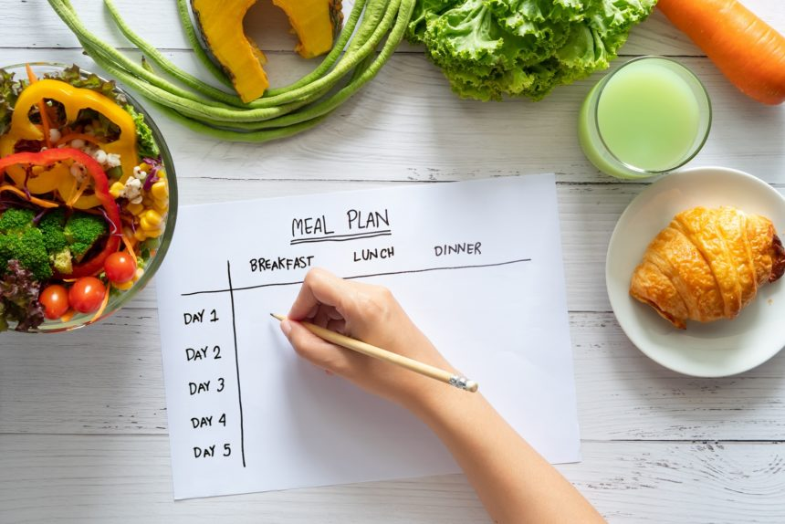 نظام غذائي في رمضان لإنقاص الوزن