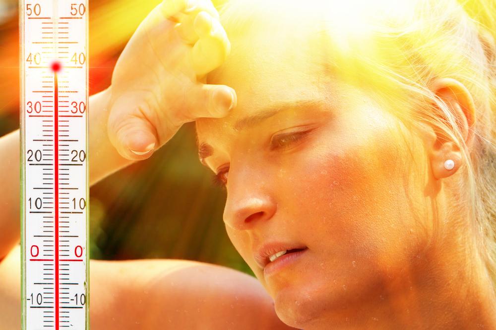 أدوية علاج ضربة الشمس