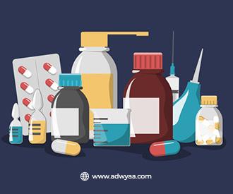 أدوية متنوعة