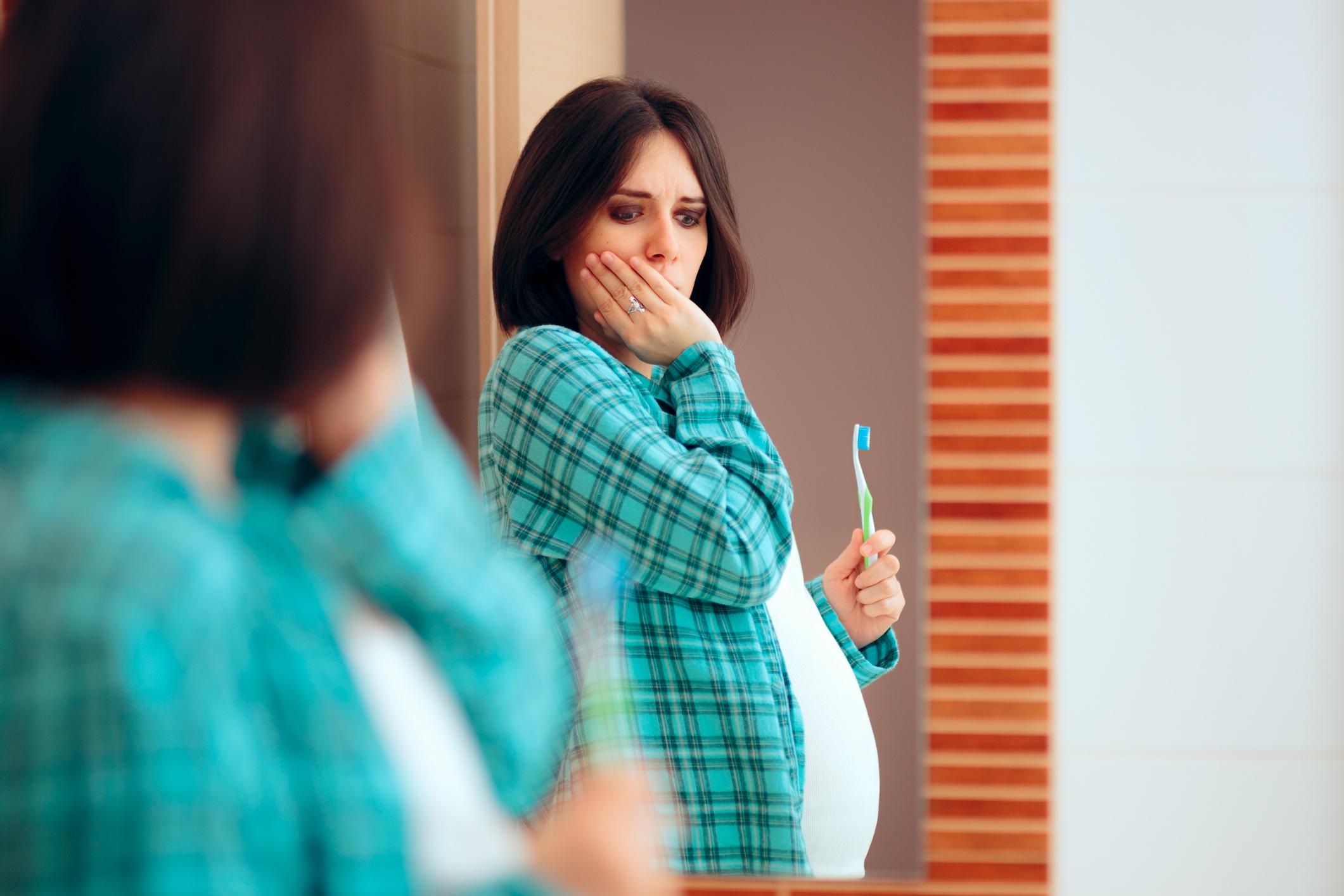 تخفيف وعلاج ألم الأسنان للحامل